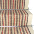 earth colours - carpet runner