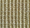sisal gold boucle stair carpet