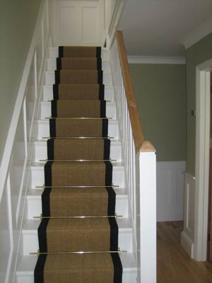 Stair Runner Design Tips
