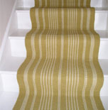 Autumn and Ivory Jute Stair Runner